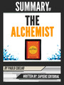 Summary Of 'The Alchemist - By Paulo Coelho', Written By Sapiens Editorial