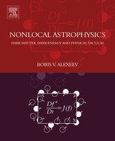 Nonlocal Astrophysics - Dark Matter, Dark Energy and Physical Vacuum