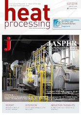 HEAT PROCESSING 02/2018 - Billet heating options for isothermal extrusion
